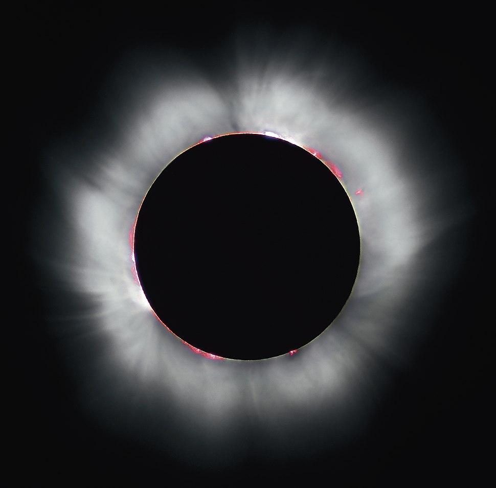 Solar eclips 1999 4 NR-2