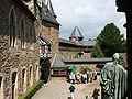 Solingen Burg - Schloss Burg - Innenhof 05 ies.jpg