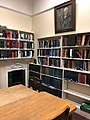 Somerville College Oxford, Library, Law Room.jpg