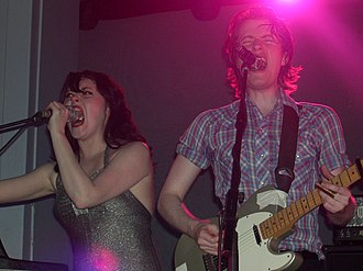 Sons and Daughters (band) - Image: Sonsanddaughters 2005