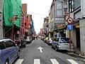 South Exit of 1st Section Dihua Street 20120129.jpg