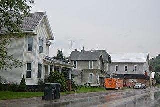 Quaker City, Ohio Village in Ohio, United States