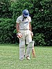 Southgate CC v Stanmore CC at Walker Cricket Ground, Southgate, London 05.jpg