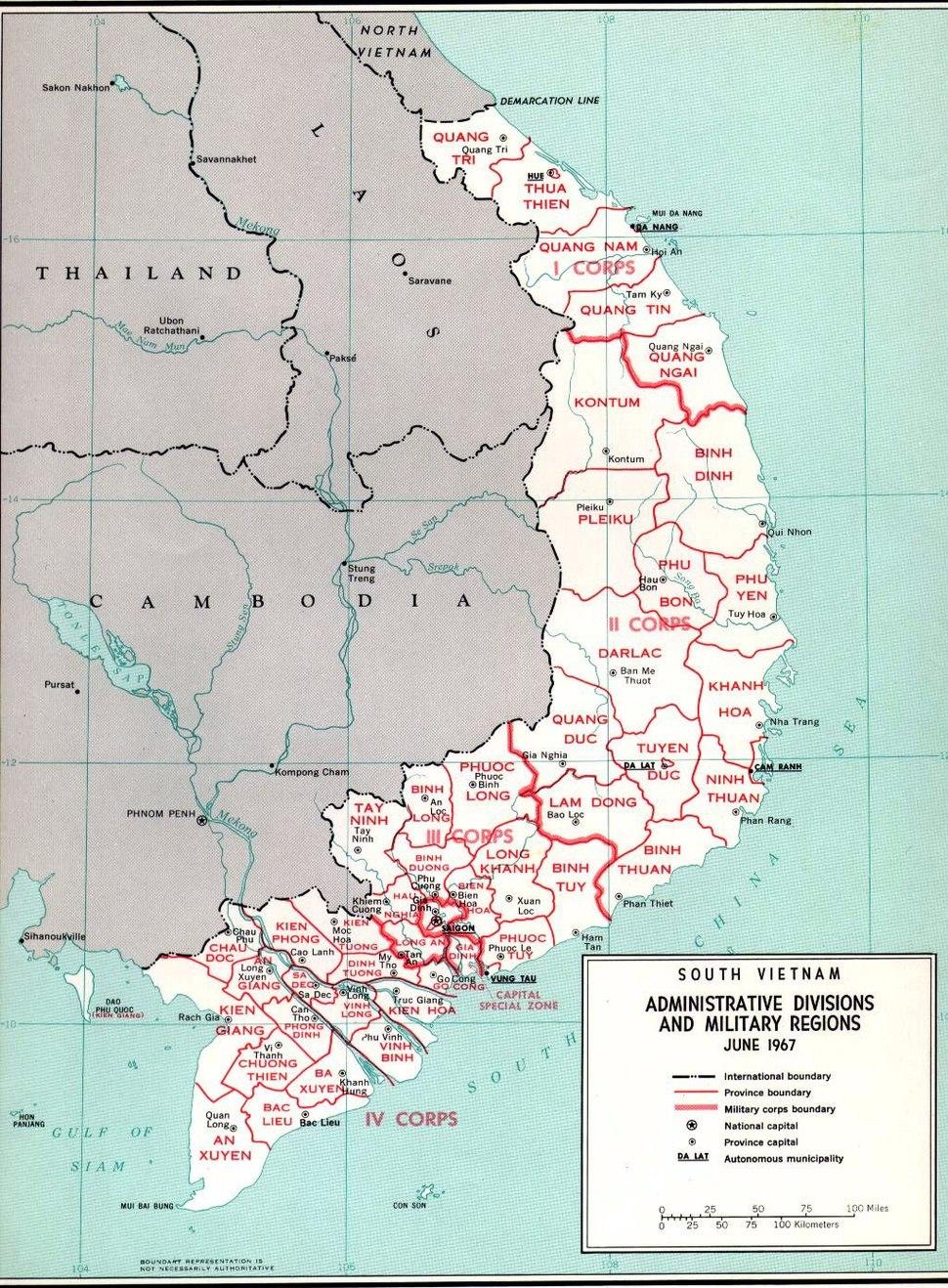 Southvietmap