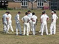 Southwater CC v. Chichester Priory Park CC at Southwater, West Sussex, England 002.jpg
