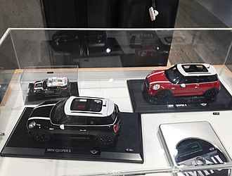 History of BMW - BMW Museum souvenirs
