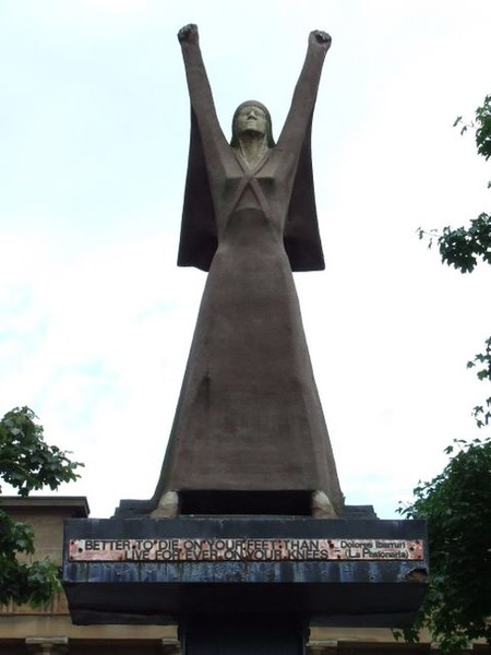 File:Spanish Civil War memorial - geograph.org.uk - 943633.jpg