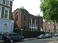 Spanish and Portuguese Synagogue, St. James's Gardens, W11 - geograph.org.uk - 421068.jpg