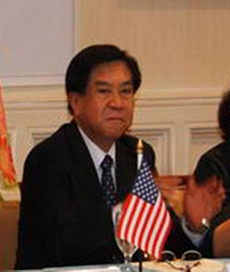 Speaker of the House of Representatives of the Philippines - Image: Speakernograles