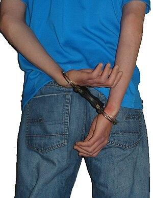 Hiatt speedcuffs - Image: Speedcuffs Rear Stack