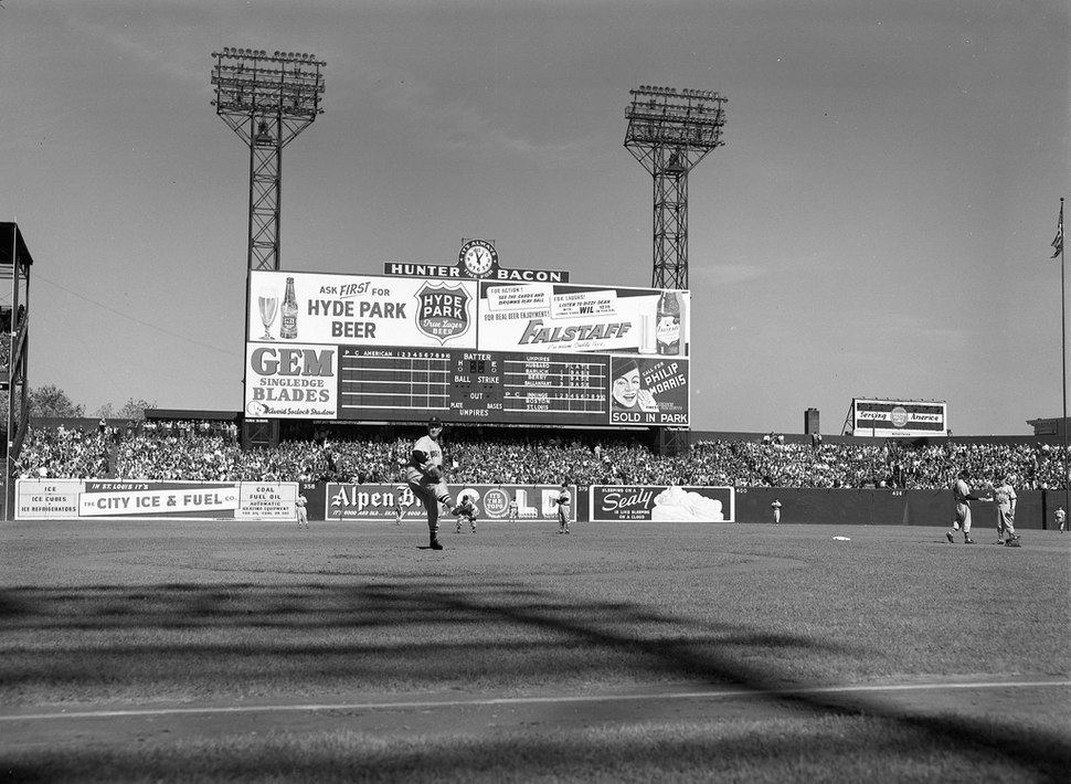 Sportsman's Park 1946 World Series-1
