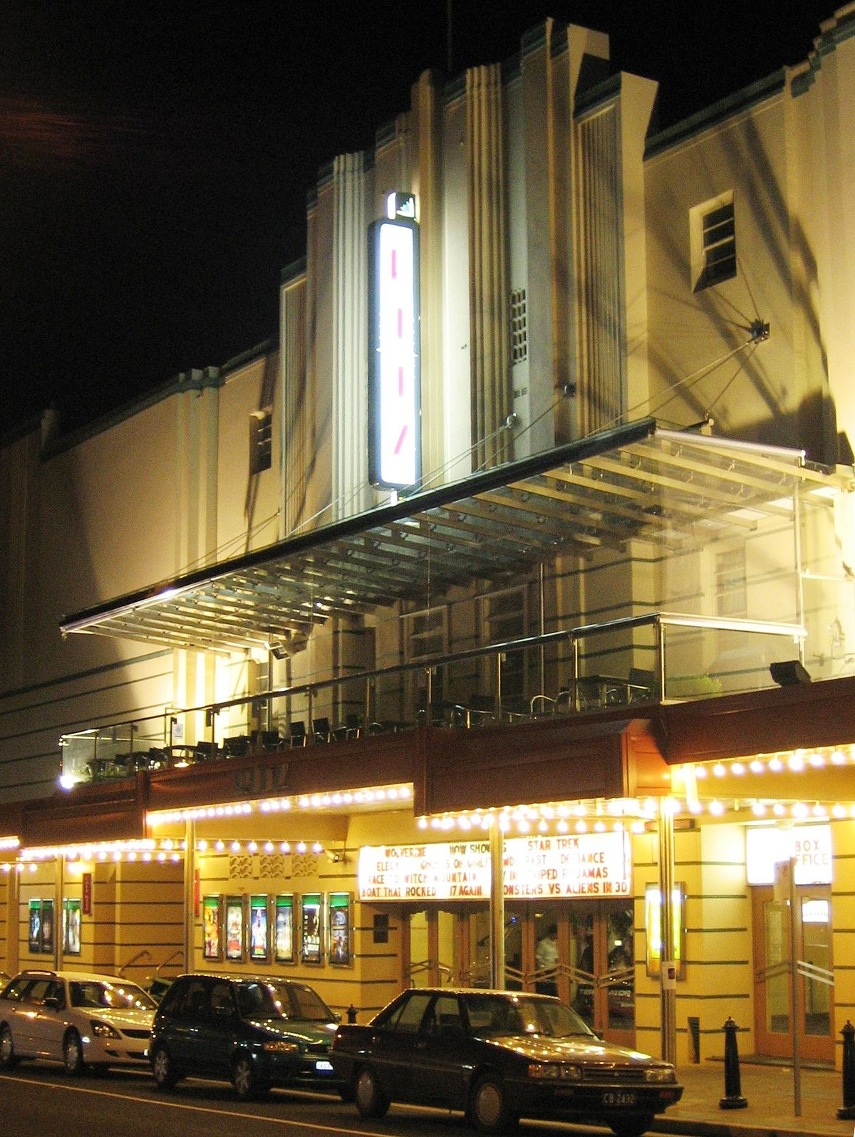 Ritz Cinema, Randwick - Wikipedia
