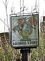 Squirrel's Drey - pub sign - geograph.org.uk - 1270539.jpg