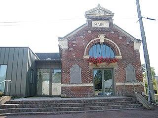 Saint-Maxent Commune in Hauts-de-France, France