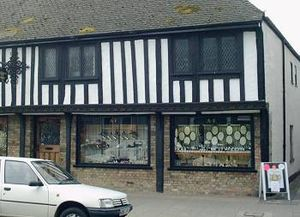History of St Neots - 15th century building in St Neots