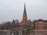 St.Lawrence church Lübeck