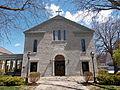 St. Anthony's Church facade - Davenport, Iowa.JPG