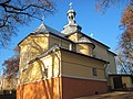 St. Mykolay church. Buchach. 8.11.2013.jpg