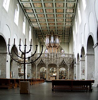 church in Cologne