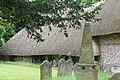 St. Peter's churchyard, St Mary Bourne - geograph.org.uk - 881185.jpg