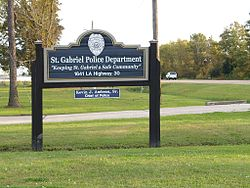 St. Gabriel Police Department