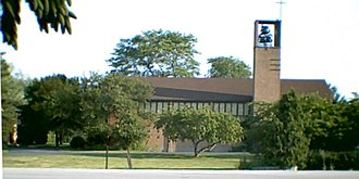 Northbrook, Illinois - St Giles Episcopal Church