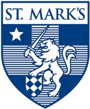 St. Mark's School of Texas - Image: St Marks Texas