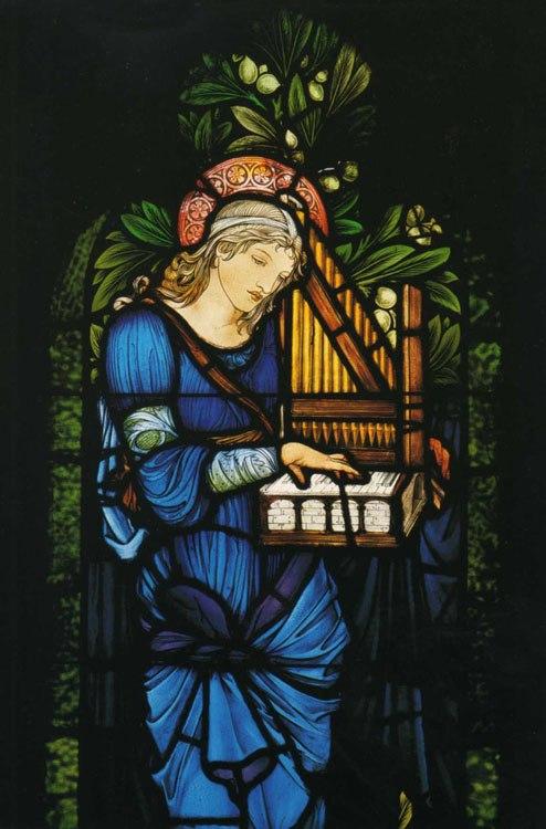 St Cecilia narthex