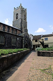 St George, Tombland, Norwich - geograph.org.uk - 827947.jpg
