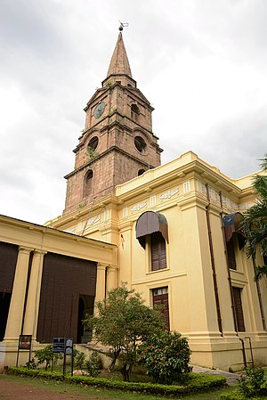 St. John's Church, Kolkata - St John's Church Kolkata