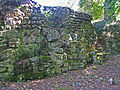 St Lézer (Hautes-Pyrénées) Fondations gallo-romaines du castrum.JPG