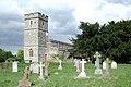 St Mary's Church, Long Wittenham, Oxfordshire - from southwest.jpg