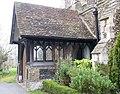St Mary the Virgin, Kelveden, Essex - Porch - geograph.org.uk - 335579.jpg