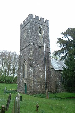 St Michaels church, East Anstey (geograph 3217144).jpg