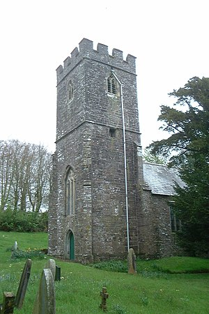 East Anstey - St Michaels church, East Anstey