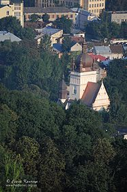 St Paraskewy Church in Lviv 01.jpg