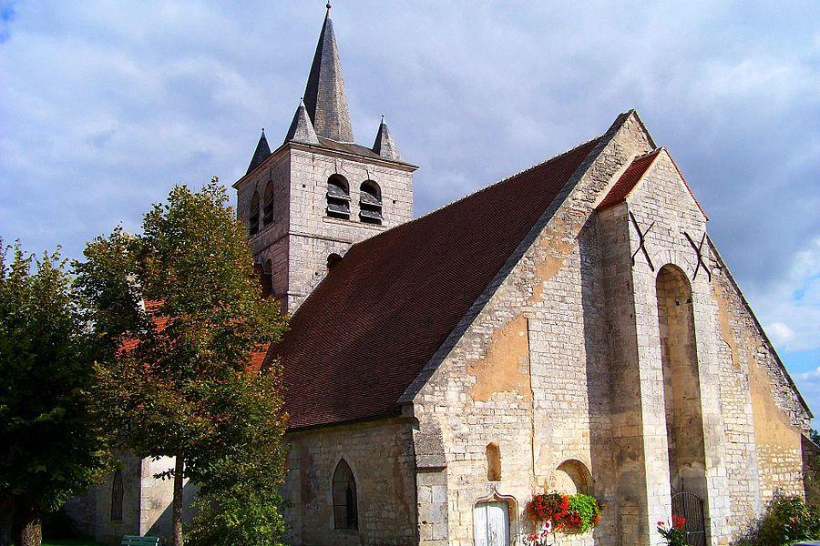 Église Saint-Cyr et Sainte-Julitte de Saint-Cyr-les-Colons
