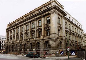 Staatsbank - Headquarters of the East German Central Bank