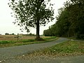 Stambourne Road, just southwest of Ridgewell, Essex - geograph.org.uk - 270200.jpg
