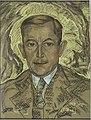 Stanisław Ignacy Witkiewicz Portret Wojciecha Korfantego 1931 rok.jpg