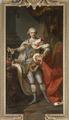 Stanislaus II August, 1732, 1798, king of Poland (Marcello Bacciarelli) - Nationalmuseum - 15341.tif