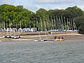 Starcross yacht club alongside the Exe - geograph.org.uk - 1285679.jpg