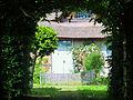 Starkow Pfarrgarten Laubengang 2013-06-01.jpg