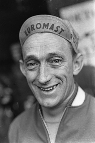Wout Wagtmans - Wout Wagtmans in 1967