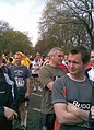 Start line, Edinburgh BUPA 10K race - geograph.org.uk - 792727.jpg