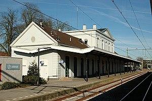 Meppel railway station - Image: Station Meppel