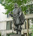 Statue Of Captain John Smith-Bow Churchyard-London.JPG