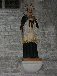 Spanish saint