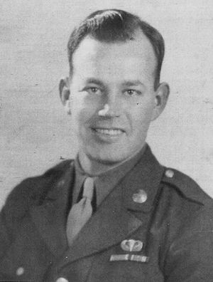 John Steele (paratrooper) - Image: Steelejohn