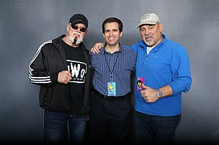 The Steiner Brothers Professional wrestling tag team